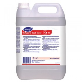PŁYN DO DEZYNFEKCJI RĄK SOFT CARE DES E SPRAY 5L