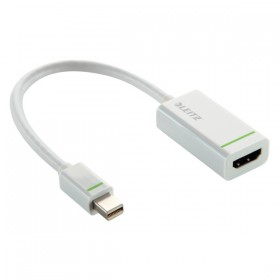 ADAPTER MINI -HDMI LEITZ COMPLETE BIAŁY DISPLAYPORT