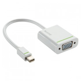 ADAPTER MINI -VGA LEITZ COMPLETE BIAŁY DISPLAYPORT