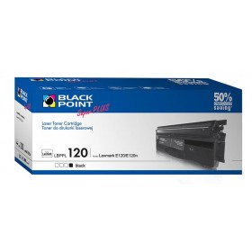 BLACK POINT TONER LEXMARK S+ 12016SE
