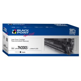 BLACKPOINT Brother Toner TN-2005 BK