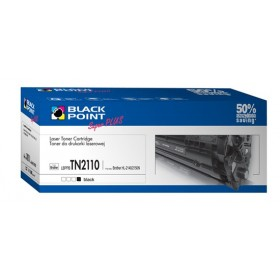 BLACKPOINT Brother Toner TN-2110 BK