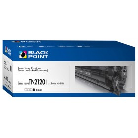 BLACKPOINT Brother Toner TN-2120 BK
