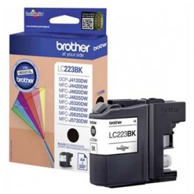 Brother oryginalny ink LC223BK
