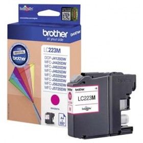 Brother oryginalny ink LC223M, magenta