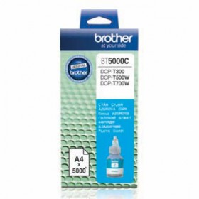 BROTHER Tusz DCP-T300 Cyan [BT 5000 C]