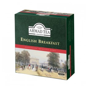 HERBATA AHMAD ENGLISH BREAKFAST A`100