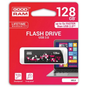 PENDRIVE GOODRAM 128GB USB 3.0 CL!CK CZARNY