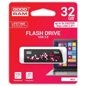 PENDRIVE GOODRAM 32GB USB 3.0 CL!CK CZARNY